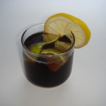Cola-lemon aroma