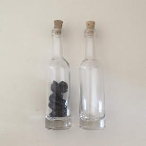 Bolsje-glasflasker 50 ml.