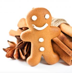Gingerbread aroma