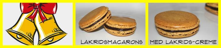 Lakrids macarons