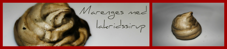 lakridsmarenges