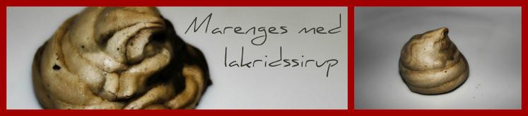 lakridsmarenges
